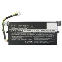 Battery For Dell Poweredge Perc5e Perc5i U8735 X8483 7wh 3.7v Raid Controller