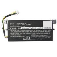 Battery For Dell Poweredge Perc5e Perc5i U8735 X8483 7wh 3.7v Raid Controller