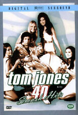 TOM JONES: 40 Smash Hits BEST DVD *NEW