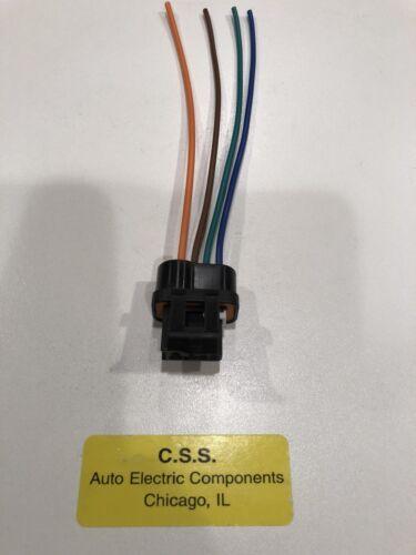 New Delco CS Series Alternator REPAIR HARNESS CONNECTOR PLUG  CS144 CS130 CS121