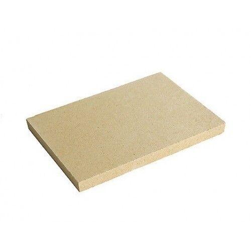 Vermiculite 4-5 Plaques 500 X 300 X 30mm Argile Réfractaire Rechange Feuerraum