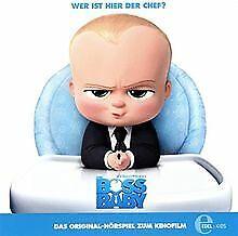 Boss Baby - Das Original-Hörspiel zum Kinofilm von ... | CD | Zustand akzeptabel