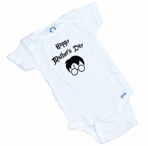 Romper  100/% Organic Cotton Harry Potter Mother/'s Day Onesie
