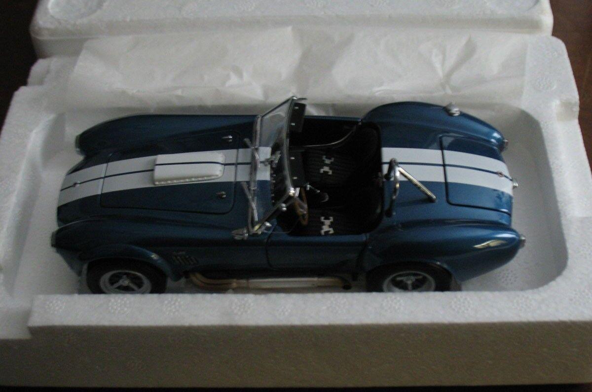 1965 Shelby Cobra 427 S C Die Cast - Wix Promotional Car