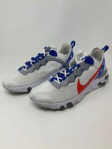 Men's Nike React Element 55 CD7340-100