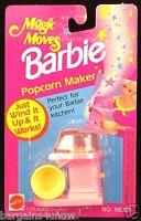 Barbie Magic Moves Popcorn Maker Just Wind It Up & It Works Nrfp