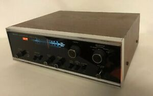 Pioneer-SX-440-Solid-State-AM-FM-Stereo-Tuner-Amplificateur-audiophile-Japon