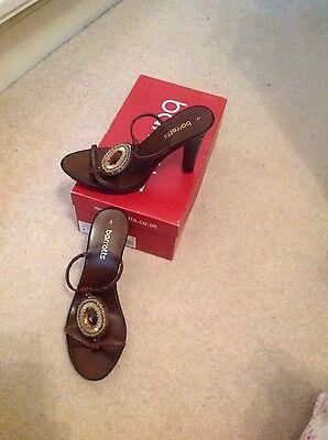 Señoras hermosas zapatos talla 4 Nuevo (Nº 11)
