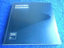 dePEche MOde - DOCUMENTATION 2013 - limitiert 200 Stück MEGARAR electronic beats