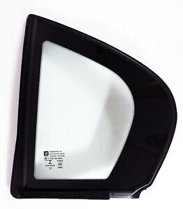 New VE VF HSV and Holden Sedans  LHR Quarter Window Side Glass SSV Commodore GTS