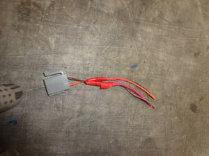 Penger Rear Deck Speaker Wire Harness Red Ford Ranger ... on