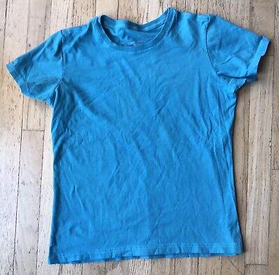 Patagonia Water girl women/'s size medium organic cotton s//s  tshirt Sesame.