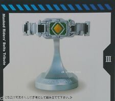 Masked Kamen Rider Garren Henshin Belt Tribute III Display Stand 1/6 Blade