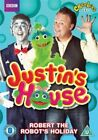 Justins House Robert The Robots Holiday DVD Region 2