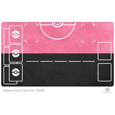 Pokemon Gym Playmat 2-Tone Pink - Pokemon Play Mat (PL0134)