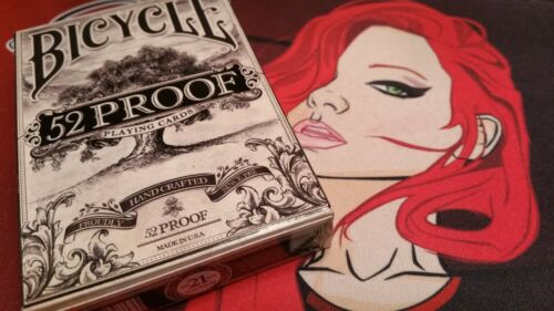 Bicycle 52 PROOF Standard Playing Cards New Deck