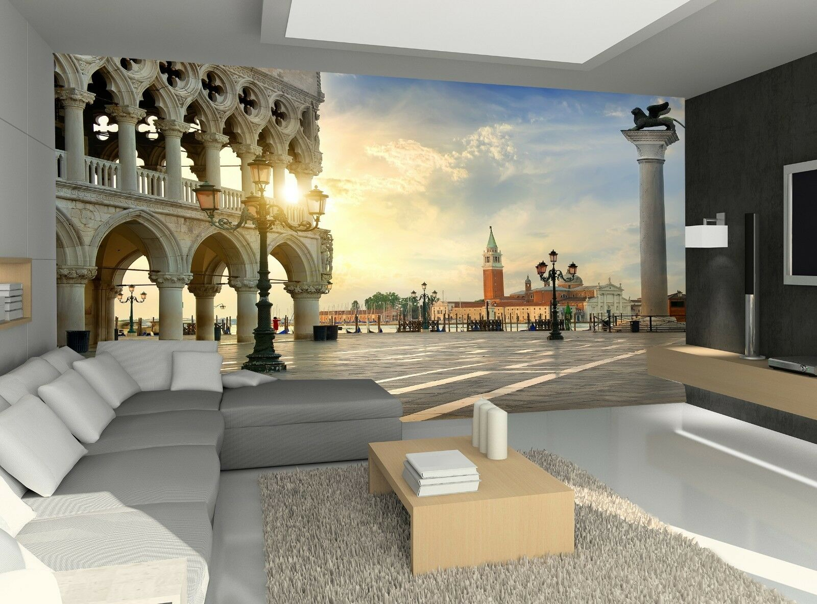 Palace of Doges Wall Mural Photo Wallpaper GIANT WALL DECOR Paper Poster