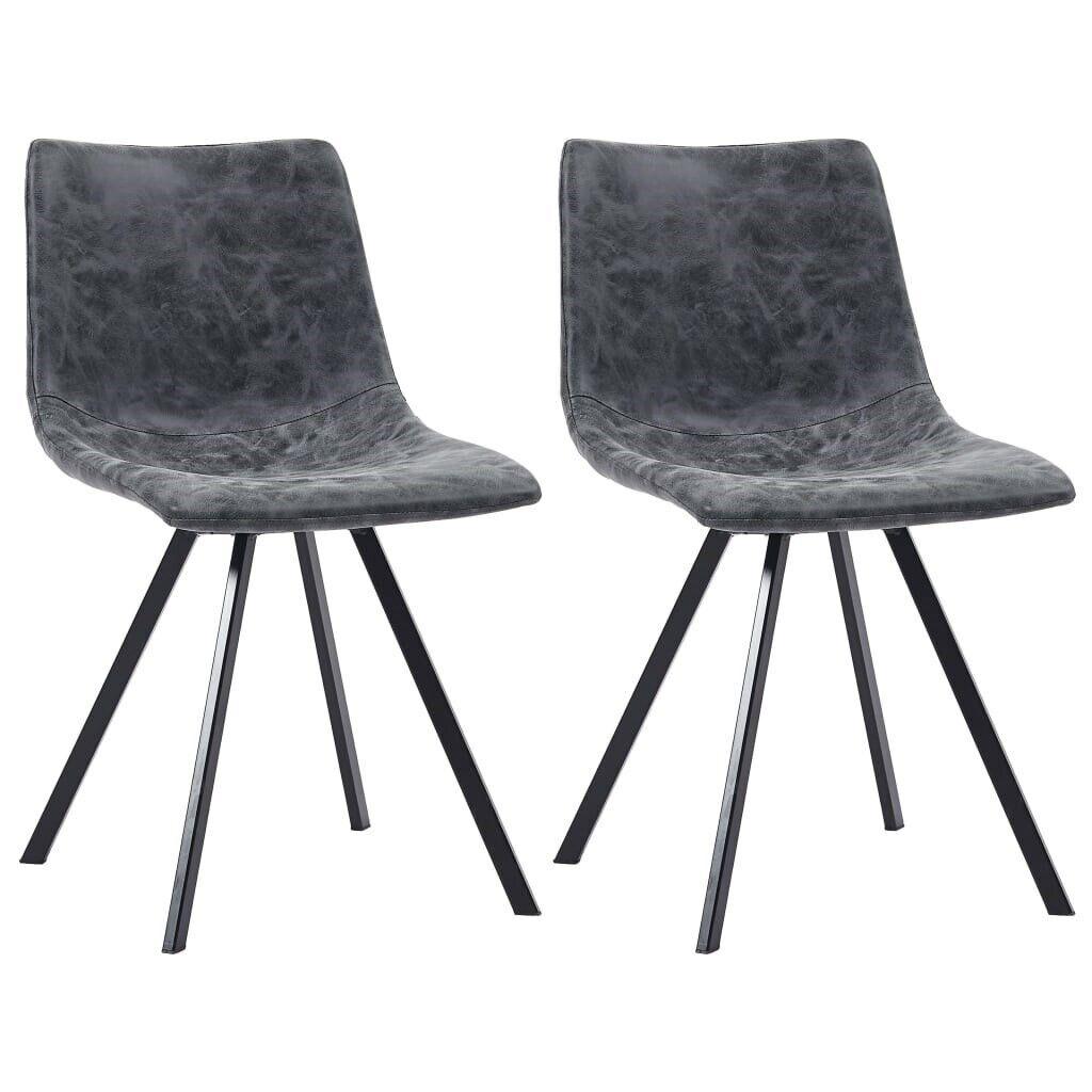 Spisebordsstol, Ikke angivet, vidaXL spisebordsstole 2 st