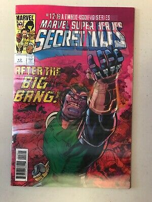 THANOS #13 LENTICULAR 3D VARIANT COVER DONNY CATES  MARVEL COMIC BOOK NEW 1