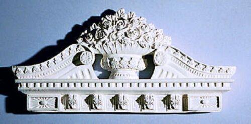 Dollhouse Miniature Door Top Molding by Unique Miniatures