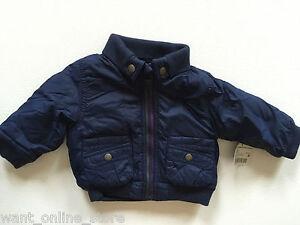 BNWT Zara Baby Winter Padded Lined Jacket Coat 3-6 Months ...