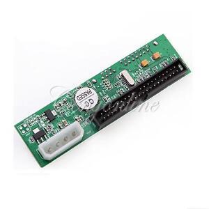 NEW-2-5-034-3-5-034-Drive-SATA-to-ATA-IDE-Converter-Adapter