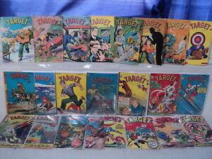 Target-LOT-23-Issues-Between-1946-1949-Golden-Age-Novelty-Press-Comics-10676