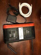 Verizon Frontier FIOS Actiontec MI424WR Rev I Gigabit Router with OEM AC Adapter