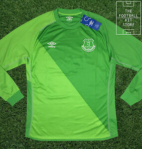 Everton-Goalkeeper-Shirt-Official-Umbro-EFC-GK-Jersey-All-Sizes
