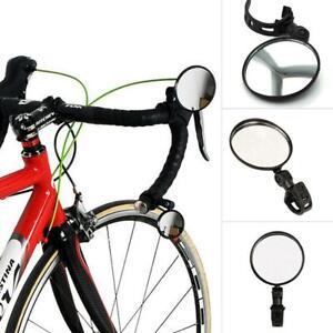 Universal-Lenker-Spiegel-Rueckspiegel-Rueckspiegel-Bikes-Zubehoer-Radfahren-Fa-F7X1
