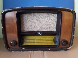 vintage radio Vintage portable radio VEF portable radio. gift collection of decor serviceable receiver made in Latvia