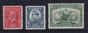 CANADA-1932-MINT-NH-SET-192-94-ECONOMIC-CONFERENCE-R