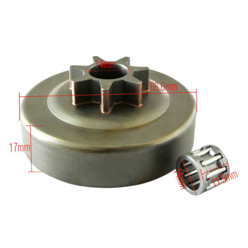 Clutch Assembly Bearing Kit For HUSQVARNA 41 136 137 141 142 Chainsaw