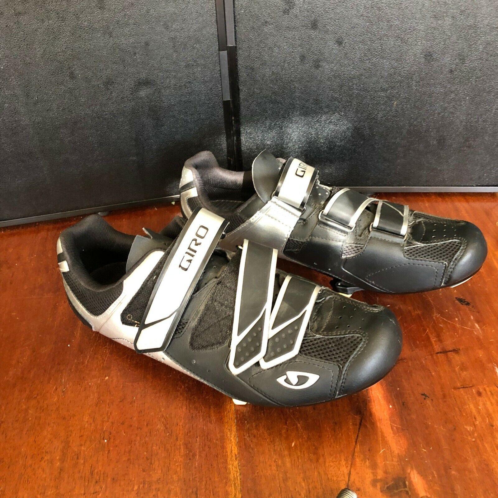 Giro Treble ciclismo sautope Diuominiione uomini 11.5 US in excellent condition