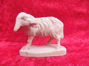 schone-Krippenfigur-Holz-geschnitzt-Schafe-Holzfigur