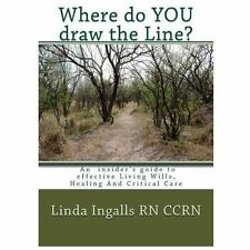 Where do YOU draw the line?: An insider's guide to effective Living Wi-ExLibrary