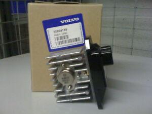 Volvo-Heater-Resistor-Transistor-S40-V40-Genuine-Part