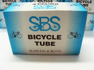 "~ New SBS 20"" x 1-1/8"" Bicycle Inner Tube 30mm Presta Valve JR BMX  ~"