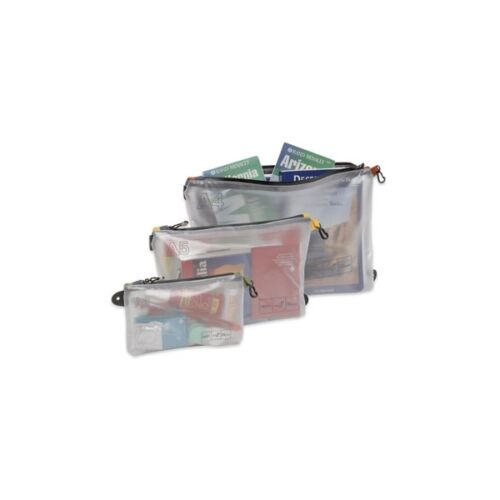 Exped Vista Organisers Weatherproof Valuables Bags Sizes A4 A5 A6