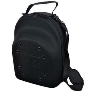 New Era Cap Hat Carrier Carrying Case Handle Fits 6 Hats 6-Pack Black