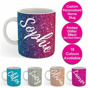 Custom-Personalised-Name-Text-Printed-Glitter-Effect-Tea-Coffee-Mug-Cup-Gift