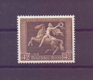 Dt-Reich-1938-Das-braune-Band-MiNr-671-postfrisch-Michel-150-00-703