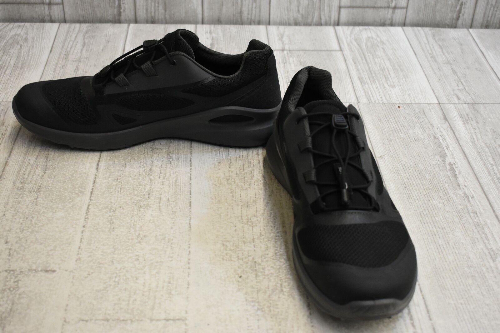 ECCO BIOM Omniquest GTX Impermeable Senderismo Zapatos, Para Hombres negro NUEVO