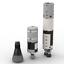 PDF Anleitung Instruction MOC NASA Gemini Atlas Rakete Miniatur aus Lego Steinen