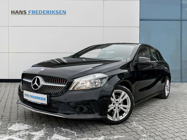 Mercedes A200 1,6 Urban aut. 5d - 229.900 kr.