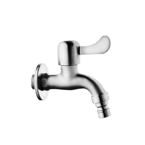 Washing Machine Mop Faucet Multi-function Water Tap Garden Bibcock Double Outlet