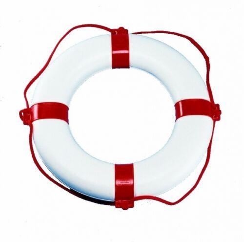 Rettungsring weiß rot 60 cm ARBO-INOX