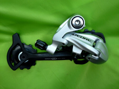 1 von 1 - Shimano DEORE RD-M591 SGS Schaltwerk MTB Mountainbike Trekking Fahrrad NEU