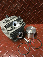 Stihl Chainsaw Engine 48mm Cylinder Piston Inc Decompressor Suits 034 036 Ms340