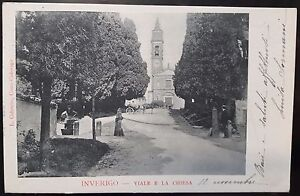 1900-Inverigo-Viale-e-la-Chiesa